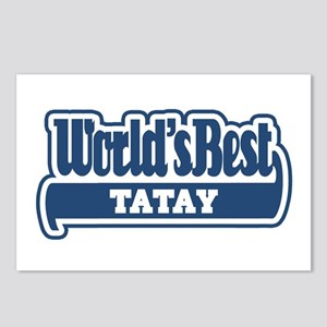 WB Dad [Tagalog] Postcards (Package of 8)